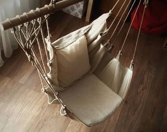 Hammock chair, Hammock swing