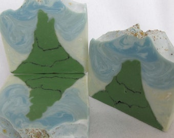 SALE - The Great Outdoors hand made artisan soap