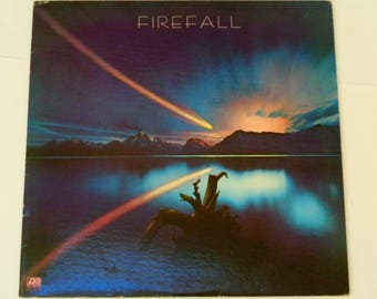 """Firefall - """"You Are the Woman"""" - """"It Doesn't Matter"""" - """"Cinderella"""" - Original Atlantic Records 1976 - Vintage Vinyl LP Record Album"""