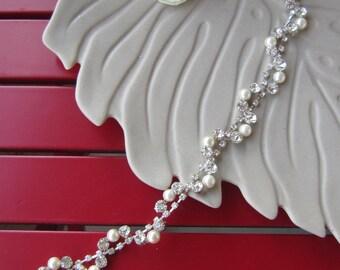 Rhinestones Wedding Belt sash/ Bridal Sash, Wedding Dress Belt, Wedding Belt, Bridal Accessories