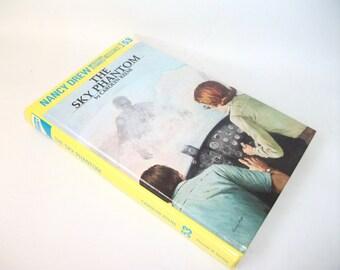 Nancy Drew Hollow Book Safe Sky Phantom Storage Jewelry Compartment Box