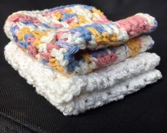 100% Cotton Kitchen Dishcloth