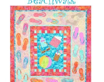 quilt pattern - Beachwalk quilt
