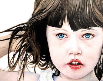 CUSTOM PORTRAIT - custom portraits - commission art