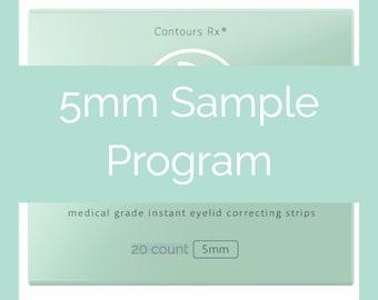 Free 5mm Sample Program