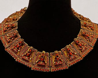 Antique Tibetan Wedding Necklace