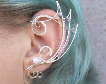 Pair of elven ear cuffs  Origin