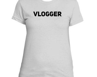Women's Vlogger T-Shirt