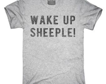 Wake Up Sheeple T-Shirt, Hoodie, Tank Top, Gifts