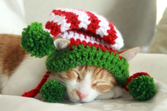 How To Make A Crochet Baby Elf Hat Deck