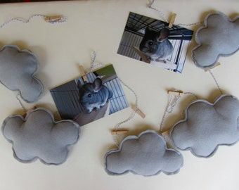 Cloud Picture Garland