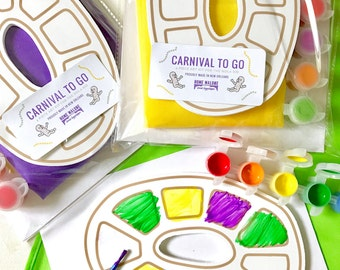 Carnival To Go Kids' Paint Kit