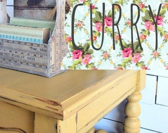 Sweet Pickins Milk Paint - Curry