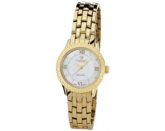 Gold Plated Watch Christina