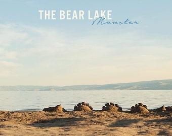 Bear Lake Monster - Utah postcard