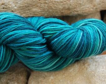 handdyed sockyarn superwash - wool/nylon mixture - sports weight - colour 79