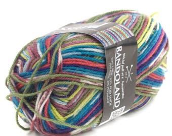 Randoland: Wool special socks from Plassard diffusion