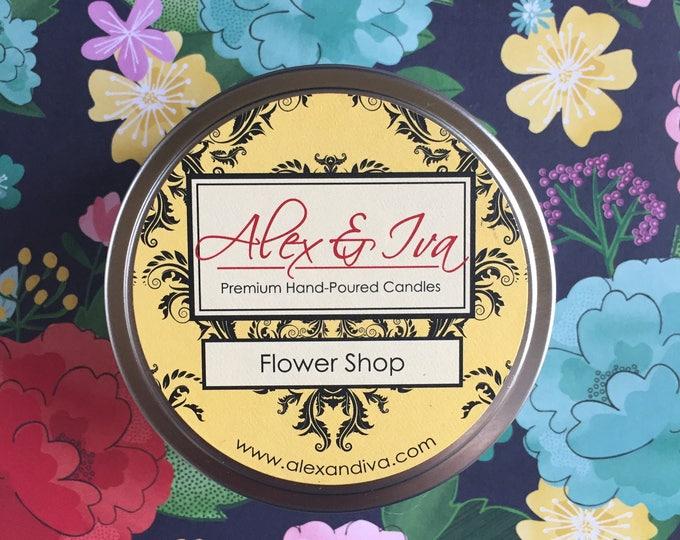 Flower Shop - 8 oz. tin