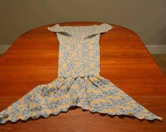 Mermiad Tail Blanket