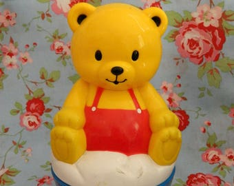 90s Bear Roly Poly Tumbler