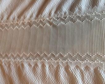 Vintage Mollye Lilienfeld twin size Bedspreads