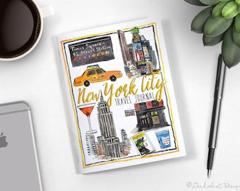 New York City Pocket Travel Journal