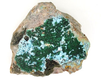 Plancheite/Malachite, 70mm, 240g