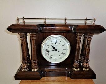 Vintage Carrington Mantel Clock