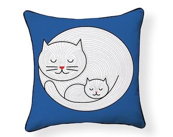 Little Kitty Pillow