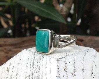 DELHI - Turquoise ring