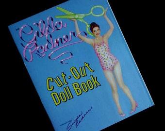 Vintage 70s Gilda Radner Cut-Out Paper Doll Book Uncut