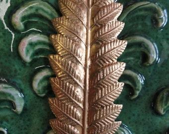 Fern Frond Leaf ( 1 pc)