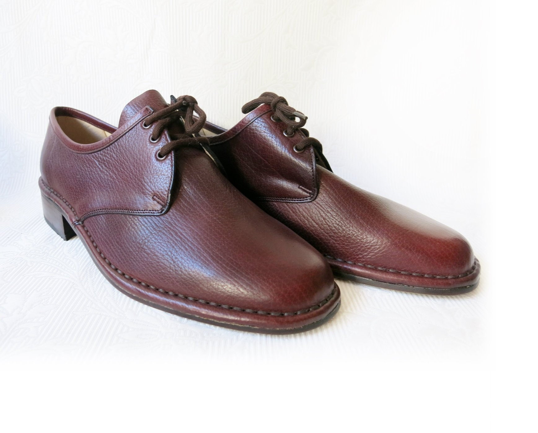 Men shoes, 70's , West Germany, leather shoes