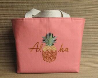 Aloha Pineapple Purse