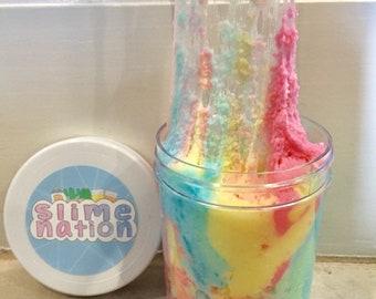 Rainbow Cloud Slime