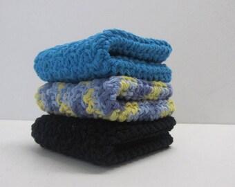 Cotton Washcloths Dishcloths