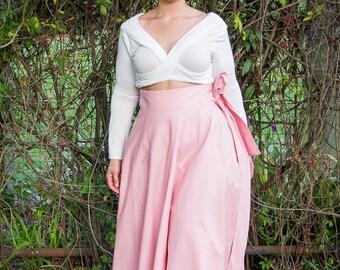 "Maxi Skirt Custom/ Women plus size High Waist / plus size  2 - 24 ) 41- 42"" L"