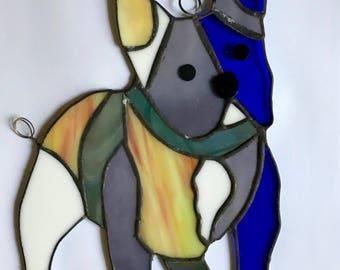 Pop Art French Bulldog
