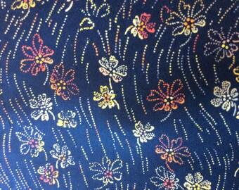 Tana lawn fabric from Liberty if London, Hilandmich