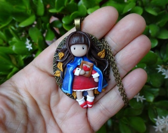 GORJUSS Style doll-Polymer clay Doll