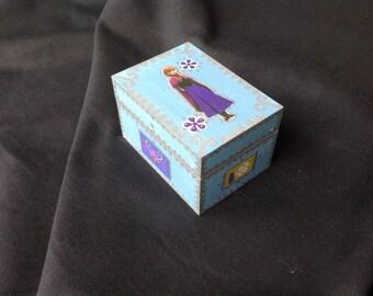 OOAK tooth fairy or trinket boxes