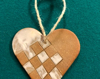 Swedish Heart Ornament