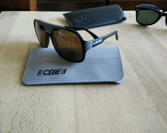 Vintage CEBE sunglasses, made in France