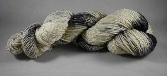 Printing Press Hand Dyed Sock Yarn