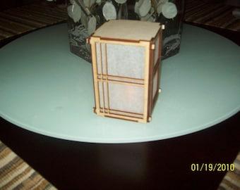 Djimaginette Shoji Shadow Box