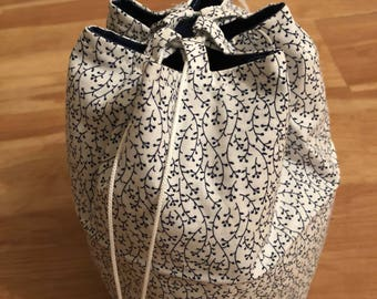 Brand new floral bucket bag