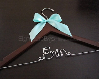 Sale Today Only!! Wedding Dress Hanger / Wedding Hangers BLOW-OUT / Custom Bridal Hangers / Personalized Hangers