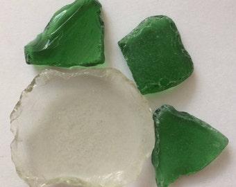 Large Pieces of Sea Glass, Large Sea Glass, Genuine Sea Glass