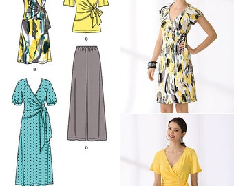 Simplicity Sewing Pattern 2369 Misses' Dress & Separates