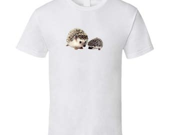 Cute Hedgehog T Shirt
